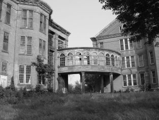 A Look at the Taunton State Hospital