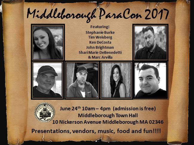 Middleborough ParaCon 2017