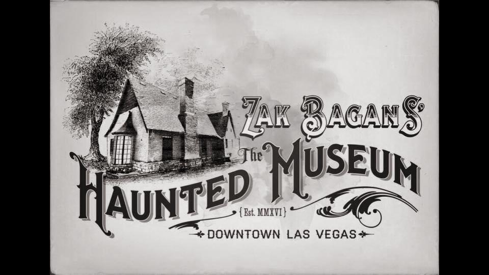 zak bagans haunted museum