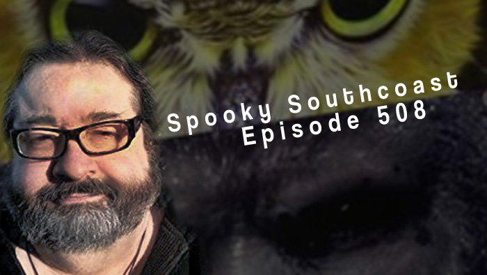 episode 508 Lon Strickler Chicago Mothman