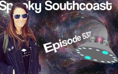 UFO'Sho' – Amy Dumas (WWE's Lita