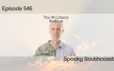 The Military Medium – Dean McMurray