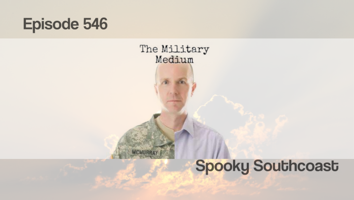 The Military Medium – Dean McMurray