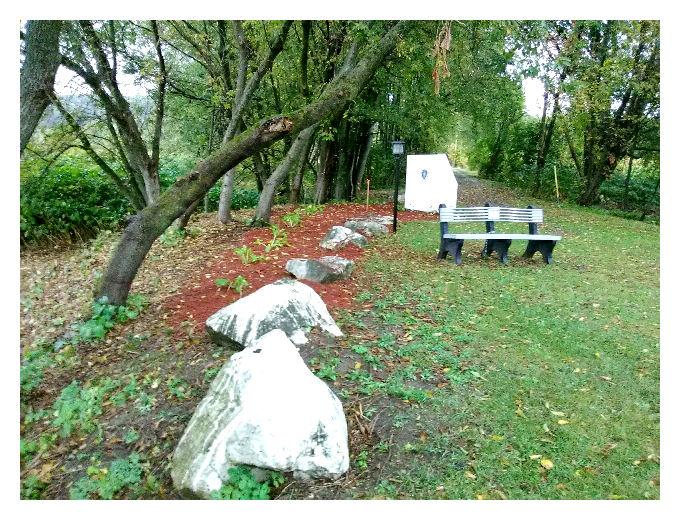 ufo park thom reed monument