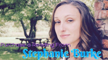 psychic medium stephanie burke