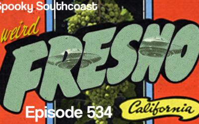 Weird Fresno – Mike Banti
