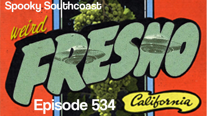 Weird Fresno – Mike Banti