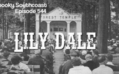 Live(ish) from Lily Dale