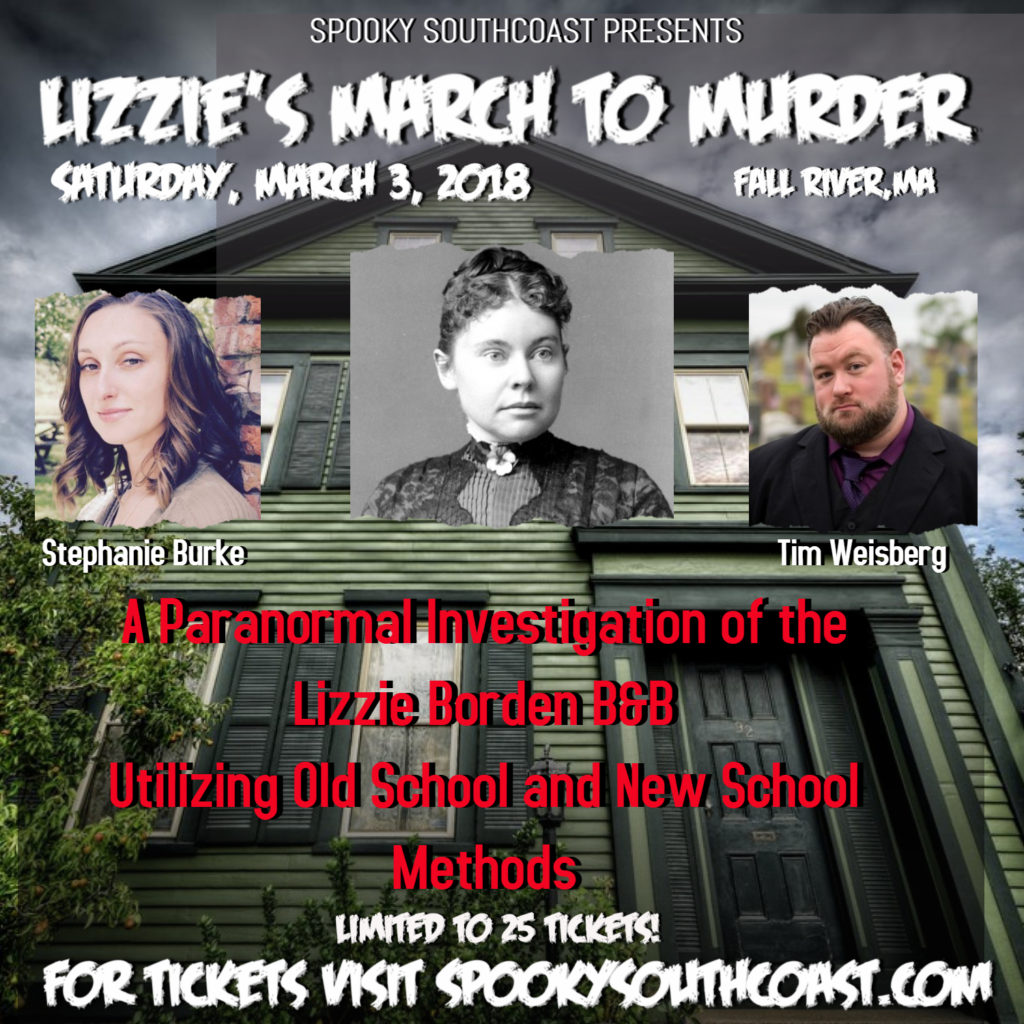 Lizzie March to Murder 2018