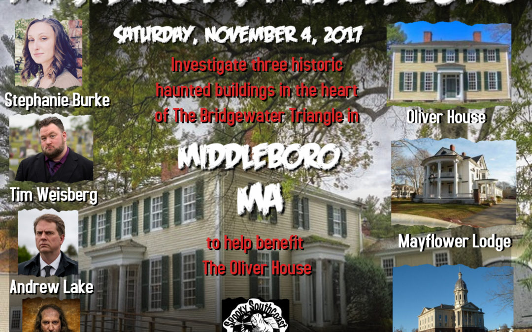 Bridgewater Triangle: Mysterious Middleboro