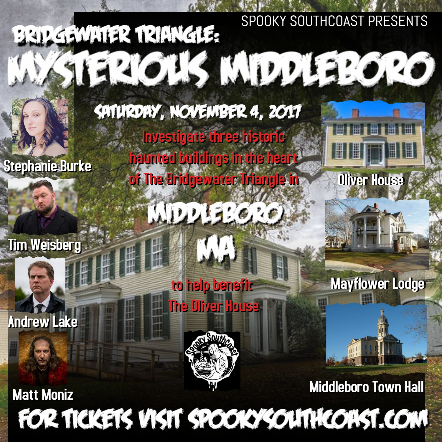 mysterious middleboro ghost hunt