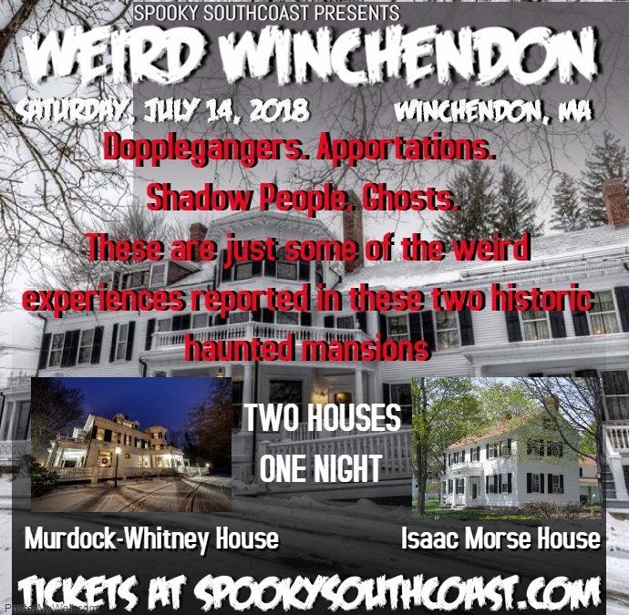 Weird Winchendon 2018
