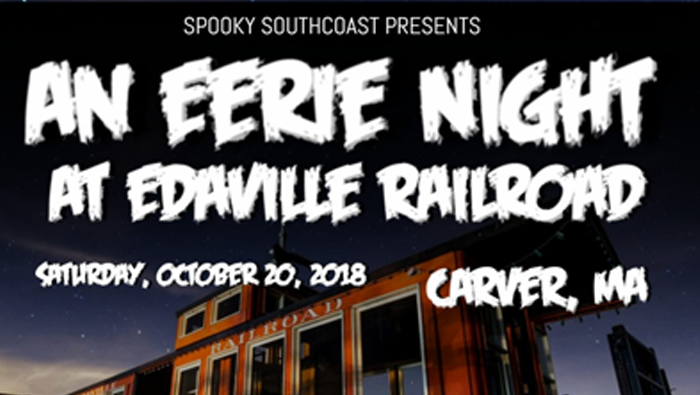 An Eerie Night at Edaville 2018