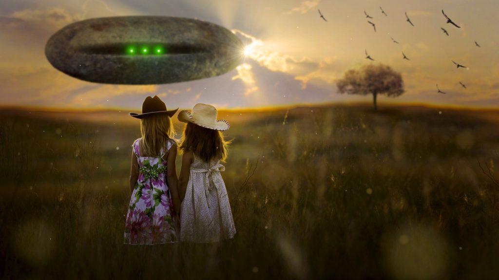 ufo field kids