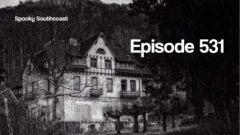 Feature Image for episode 531 - Haunted Hotels