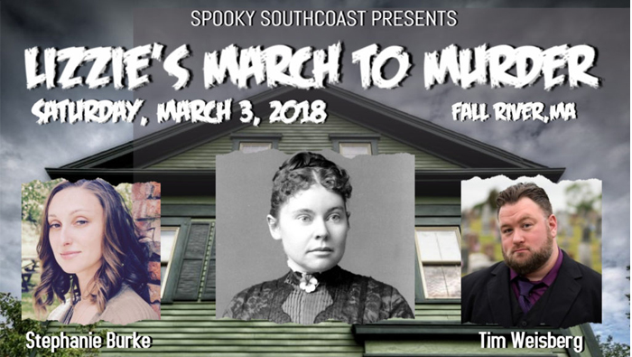 Lizzie's March to Murder 2018