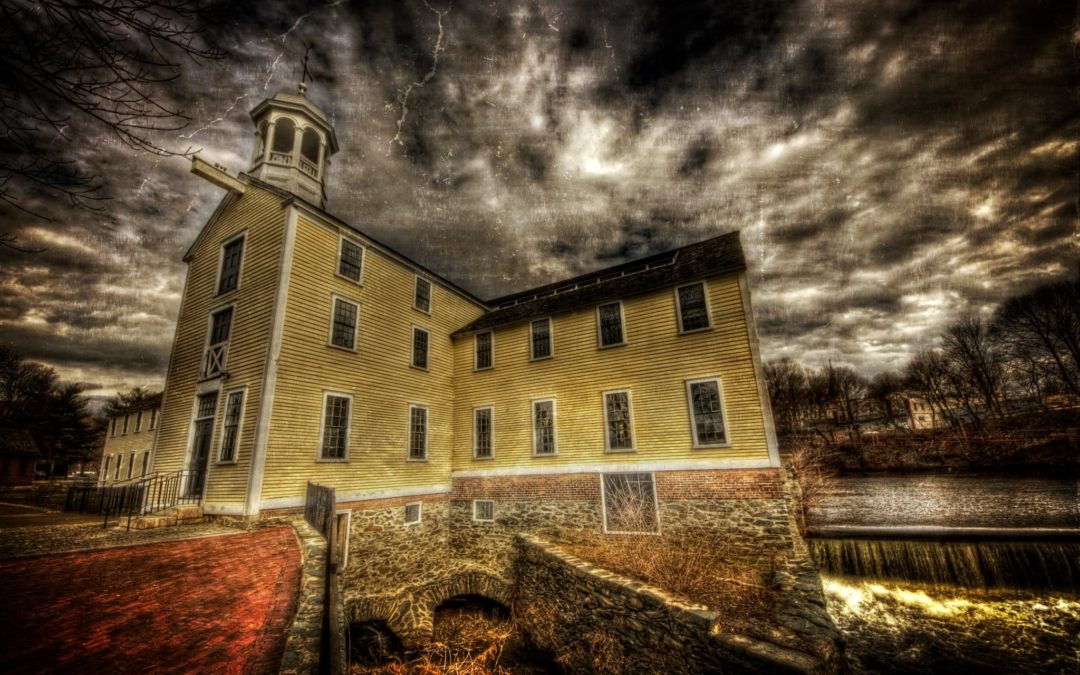 Haunted Labor at Slater Mill