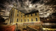 slater mill by frank grace