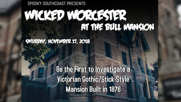 Wicked Worcester: A Ghost Hunt at Bull Mansion